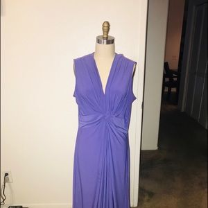 BEAUTIFUL DRESS WITH LOVE KNOT IN FRONT